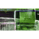 Rooms Zooming green-violett
