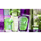 Drinks Spilling pink-green