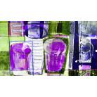 Drinks Spilling green-violett