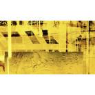 Alleys Rainy yellow