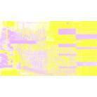 Fringe Upswept yellow-rose