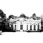 Castle black-white