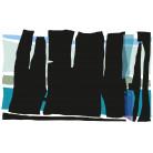 Composition 4 blue-black