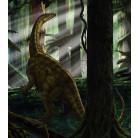 Riojasaurus Forest