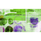 Cells Wrapping green-violett