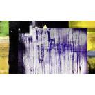 Curtons Dangling violett-yellow