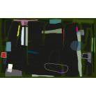 Composition 3 green-black