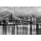 Brooklyn Bridge B/W